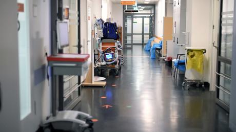Krankenhaus in Essen im März 2020 (Symbolbild)