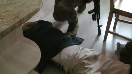 Inlandsgeheimdienst FSB vereitelt Terroranschlag im Süden Russlands