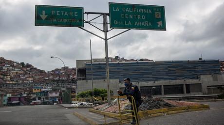Venezuela im Ausnahmezustand – durch die US-Sanktionen blockiert nach außen und durch die Quarantäne-Maßnahmen in der Corona-Krise zusätzlich blockiert im Inneren