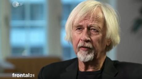 Da sprach der Mainstream noch mit ihm: Wolfgang Wodarg in der ZDF-Sendung Frontal 21