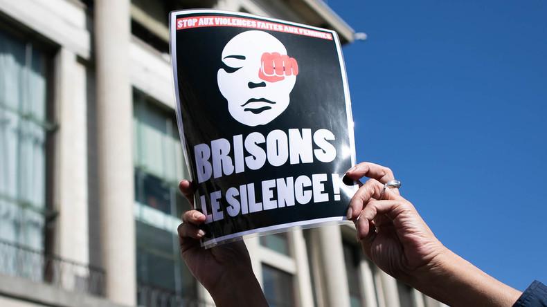 Fatale Folgen der Ausgangssperre: 30 Prozent mehr häusliche Gewalt in Frankreich