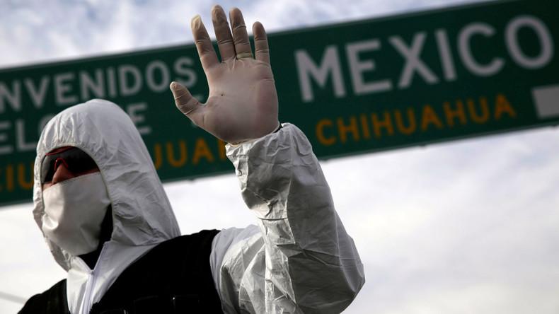 Verkehrte Welt: Mexikaner fordern Schließung der Grenze zu den USA (Video)