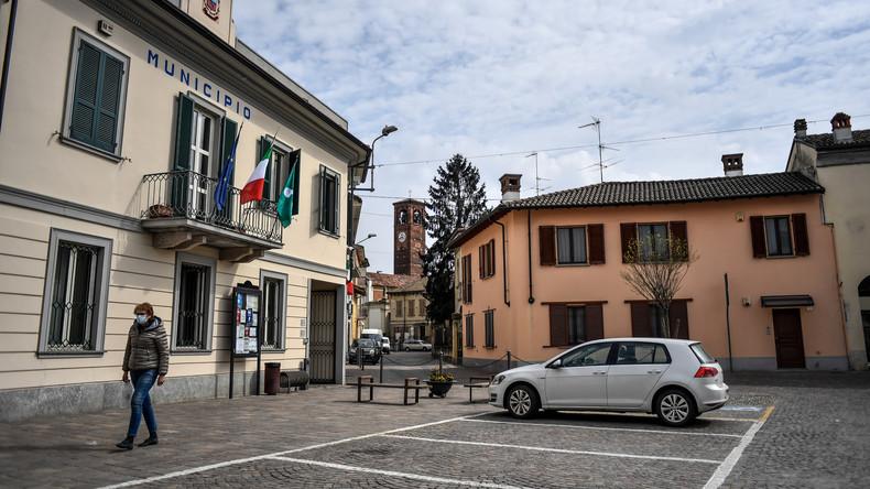 """""""Wunder"""" inmitten des COVID-19-Herdes: Norditalienische Ortschaft ohne Infektionsfälle"""