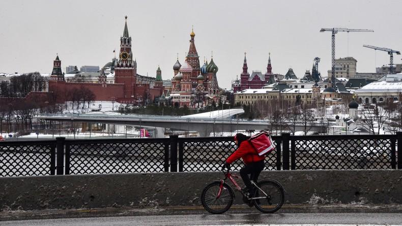 COVID-19 in Russland: Leichter Rückgang gegenüber Vortag - Viele Infizierte unter 45 Jahren