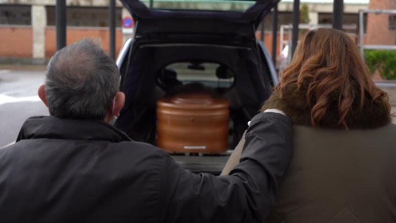 Nach Verbot von Beerdigungen: Wie in Spanien Bestattungen derzeit durchgeführt werden