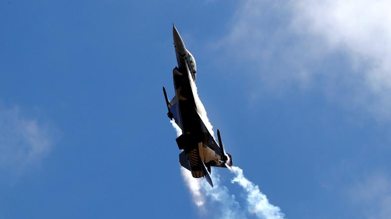 Bundesregierung: Türkische Luftwaffe verfolgte dänisches Frontex-Flugzeug