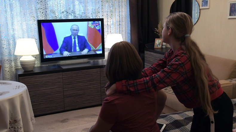 Russland: Putin verlängert arbeitsfreie Zeit bis Ende April wegen Corona-Ausbreitung