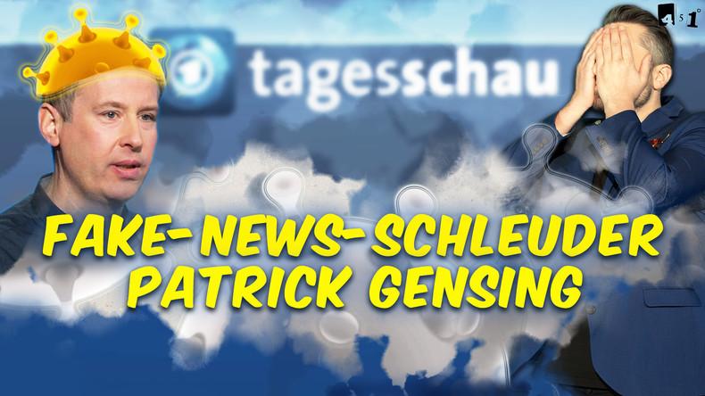 Fakten(ER)finder Tagesschau | Jens Spahn - Der Inkompetenzkönig | 451 Grad