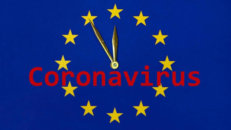 Scheitert die EU an der Corona-Epidemie? (Video)