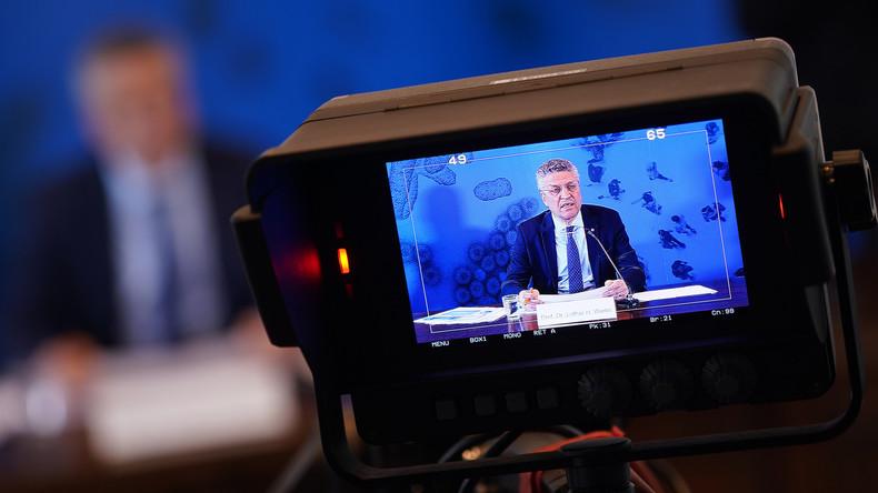 LIVE: Pressekonferenz des RKI zur Corona-Epidemie in Deutschland