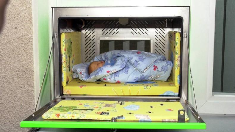 Hilfe für Mütter in Not: Vor 20 Jahren öffnete die erste Babyklappe