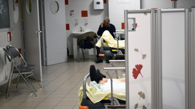 """Britische Ärzte warnen Schwerkranke: """"Ihr bekommt ganz sicher kein Beatmungsbett"""""""