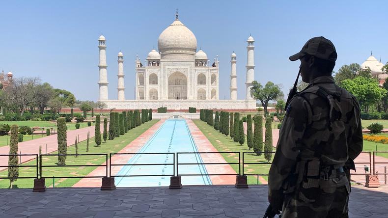 """Indien im """"Lockdown"""": Wirtschaftseinbußen von über vier Milliarden US-Dollar pro Tag"""