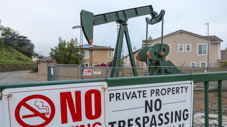 Donald Trump verspricht Amerikas Erdöl- und Gasproduzenten Unterstützung