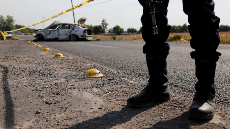 19 Tote bei Auseinandersetzung zwischen zwei Banden in Mexiko
