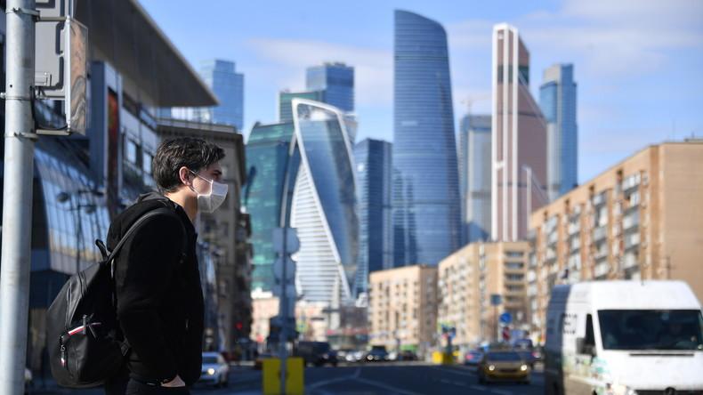 COVID-19 in Russland: Negativrekord mit 954 Neuinfektionen