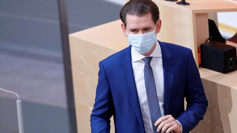 Österreich will ab 14. April die Anti-Corona-Maßnahmen lockern