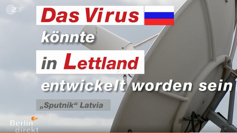 Andreas Kynast versteht keinen Spaß: Wie das ZDF Vorwürfe gegen RT und Sputnik erfindet