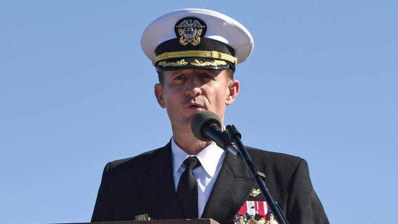 Konflikt um Kapitän - Corona auf US-Flugzeugträger: Marineminister tritt ab