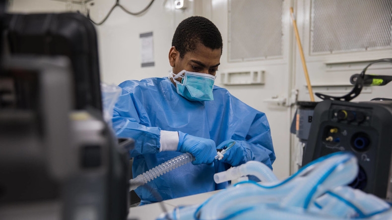 USA: Schlimmste Woche der Pandemie erwartet (Video)