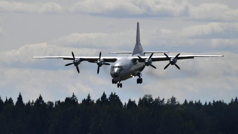 Libyscher Bürgerkrieg: Transportflieger beschossen — Corona-Arzneien oder Rüstungsgüter an Bord