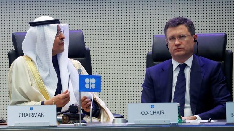 Russlands Direktinvestitionsfonds: Moskau und Riad 'sehr, sehr nah' dran, Öl-Deal abzuschließen