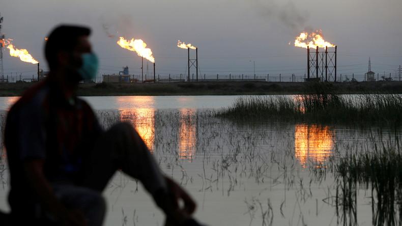 Erneuter Raketenbeschuss auf Ölstandort im Süden des Irak