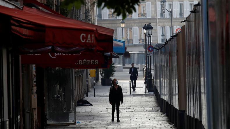 Paris: Ausgangssperre dauert an – Höhepunkt der Pandemie noch nicht erreicht