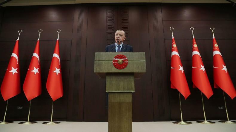 Wegen spöttischem Tweet: Erdoğan zeigt TV-Moderator an