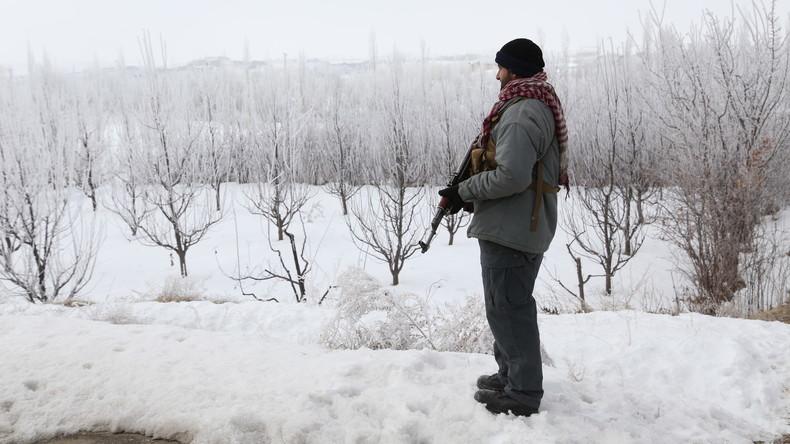 Taliban warnen vor Zusammenbruch des Friedensabkommens wegen US-Luftschlägen