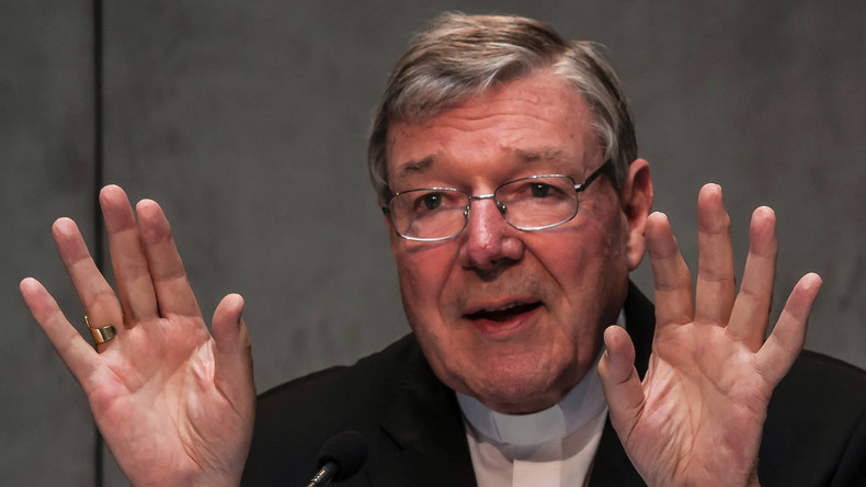 Nach Missbrauchsskandal: Kardinal George Pell von Vorwürfen des Kindesmissbrauchs freigesprochen