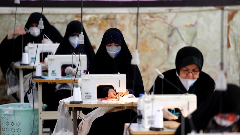 """Human Rights Watch: US-Sanktionen gegen Iran im Zeichen der Pandemie """"falsch und unmenschlich"""""""