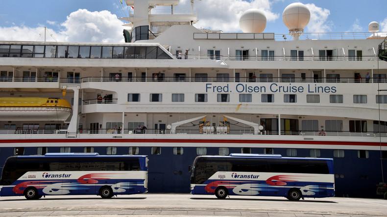 Rettung der Passagiere: Britischer Botschafter bedankt sich in emotionalem Brief bei Kuba