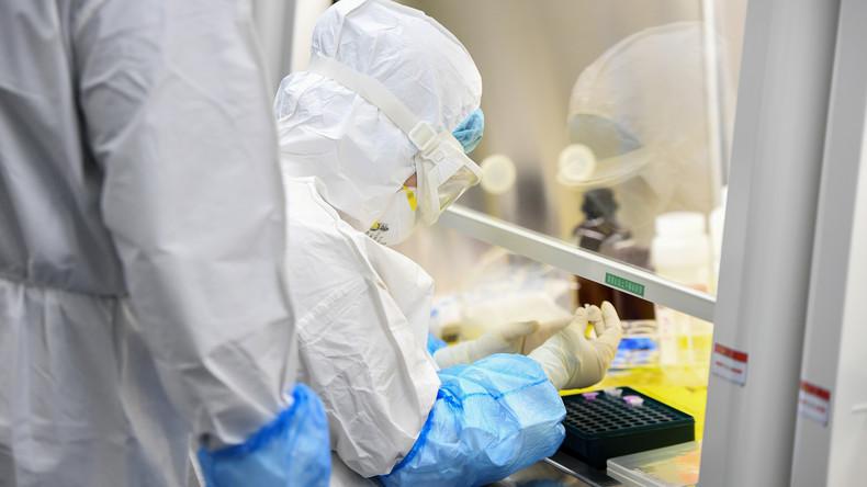 Britische Regierung schließt nicht aus, dass das Corona-Virus aus einem chinesischen Labor stammt