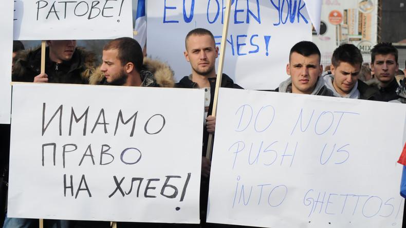 Moskau: Kosovo zögert Wiederaufnahme des Dialogs mit Belgrad hinaus