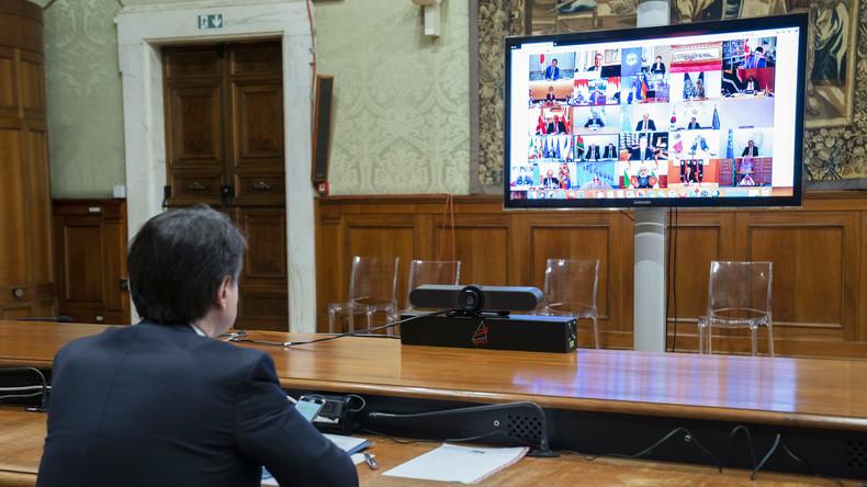Weiterhin keine Einigung in Sicht: Der Streit um EU-Hilfe in der Corona-Krise dauert an