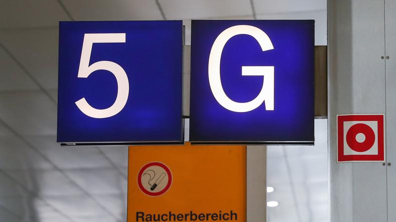 Corona-Verschwörungstheorie: 5G ist schuld! (Video)