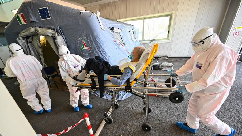 Live-Updates: Aktuelles über die Corona-Krise in Deutschland und der Welt