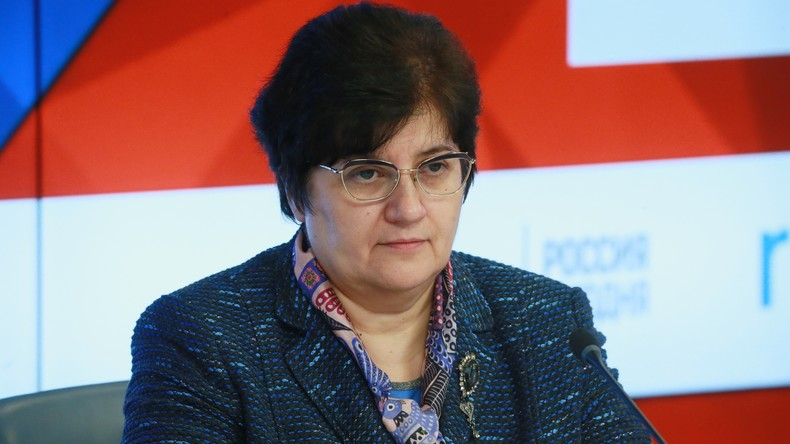 """""""Hygiene reduziert Risiko um 90 Prozent"""":  WHO-Vertreterin in Russland über COVID-Pandemie (Video)"""