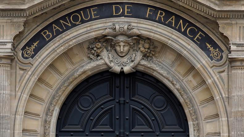 Französische Zentralbank: COVID-19 zieht französische Wirtschaft in schwerste Rezession seit 1945