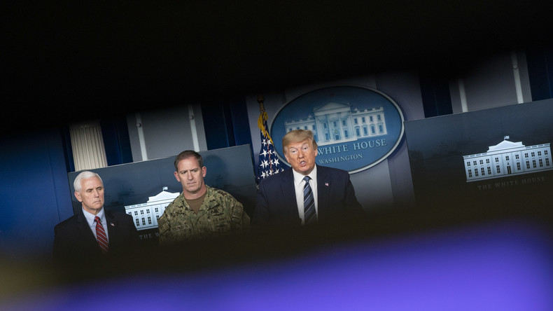 US-Medien besorgt über angeblich defekte medizinische Güter aus China – Trump dementiert