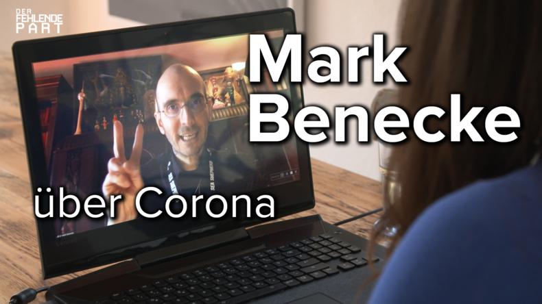 """Coronavirus: """"Der Übungsfall"""" – Kriminalbiologe Mark Benecke im Gespräch"""