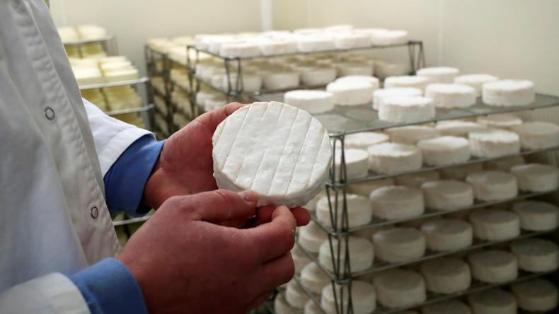 Mon Dieu! – COVID-19 gefährdet französischen Käse und Wein