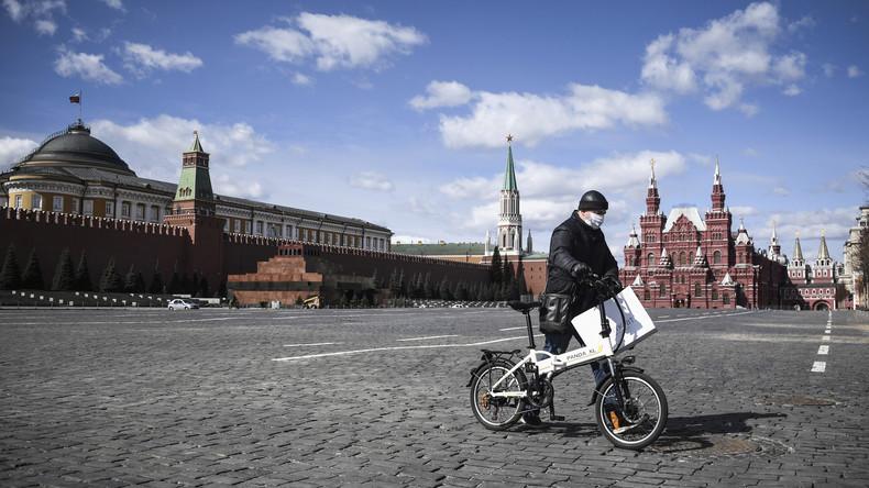 Russland: Zahl der Ansteckungen erreicht Tageshöchstwert – Insgesamt über 10.000 Infektionen