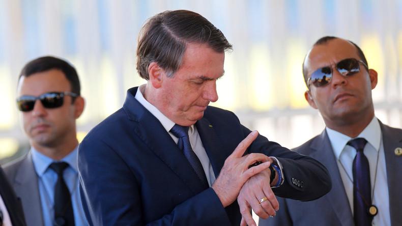Brasilien: Präsident Bolsonaro von Militärs für Dauer der Corona-Krise kaltgestellt
