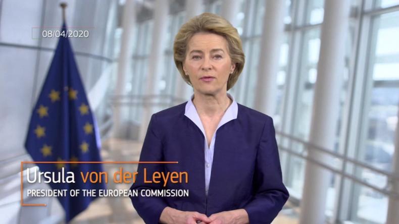 Von der Leyen fordert EU-Staaten zur Aufhebung des Exportverbots für Medikamente auf