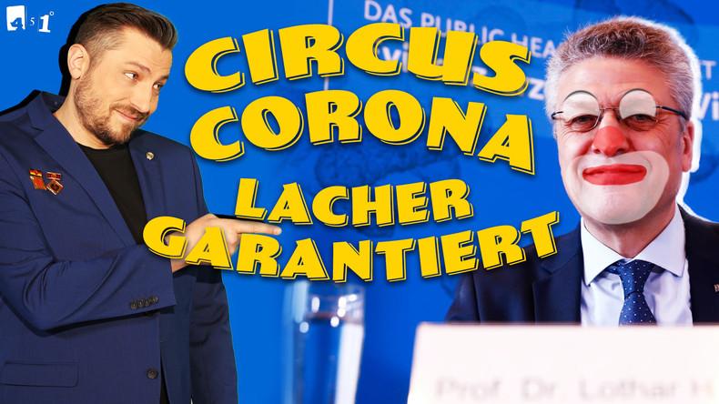 Corona-Expertenshow geht weiter | Shutdown verfassungswidrig? | 451 Grad