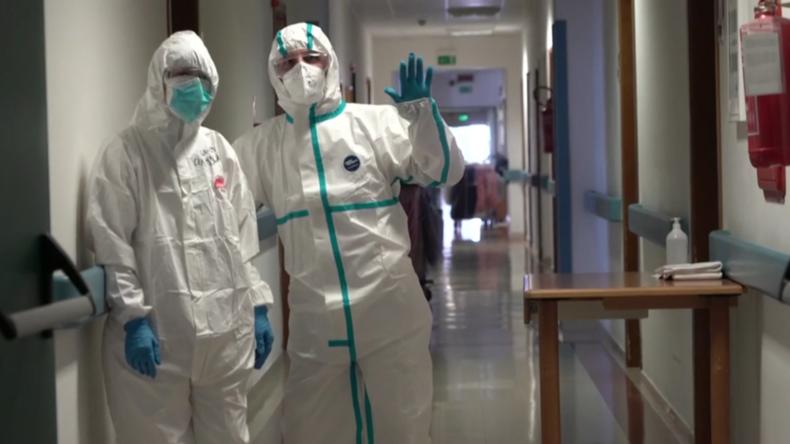 """Italien: """"Großes Drama"""" im Senigallia-Altenheim inmitten Coronavirus-Pandemie – Ein Frontbericht"""