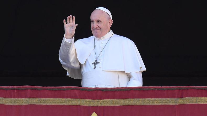 LIVE: Papst feiert Ostersonntagsmesse in Rom zum ersten Mal ohne Teilnehmer