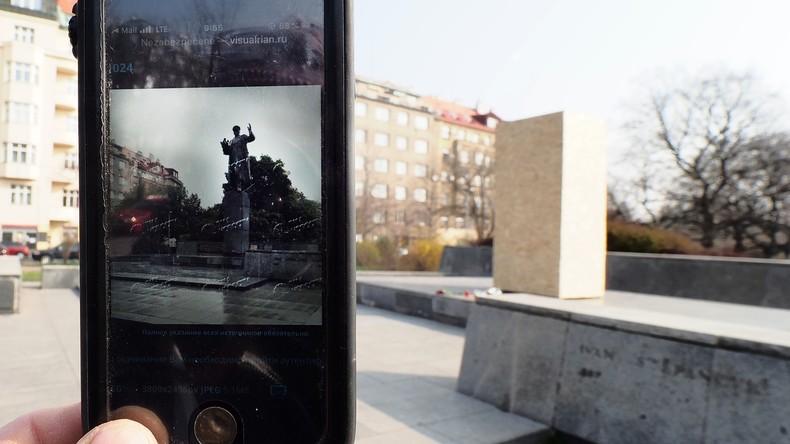 """""""Angetrieben von Hass und Neid"""": Tschechischer Präsident kritisiert Abriss von Konew-Denkmal"""